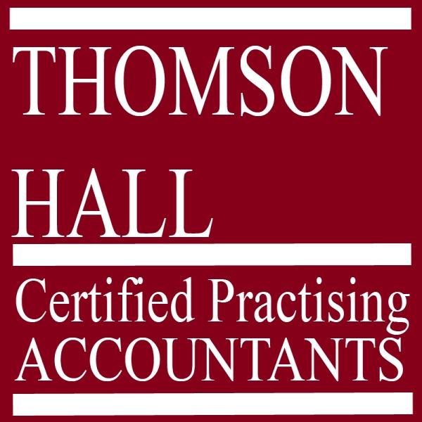 thomsonhall hall logo